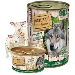 Recette mono-protéinique d'agneau