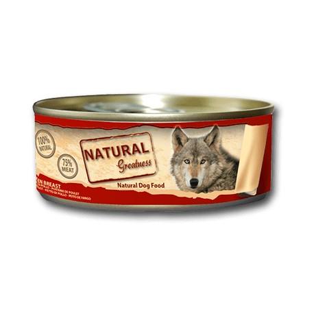 Filet de poulet Natural Greatness 156 grammes