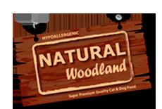 Croquettes pour chiens et chats Natural Woodland